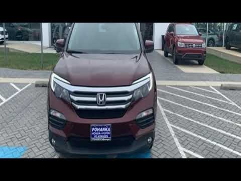 Used 2018 Honda Pilot Capitol Heights, MD #VKC557683A