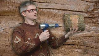 видео Правила хранения спиленной древесины