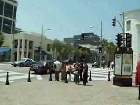 Tour at Beverly Hills