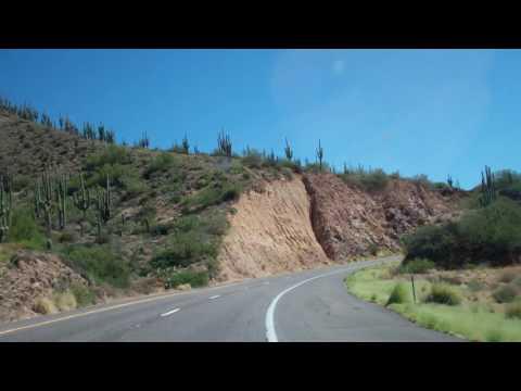 Beeline Highway (87), AZ.