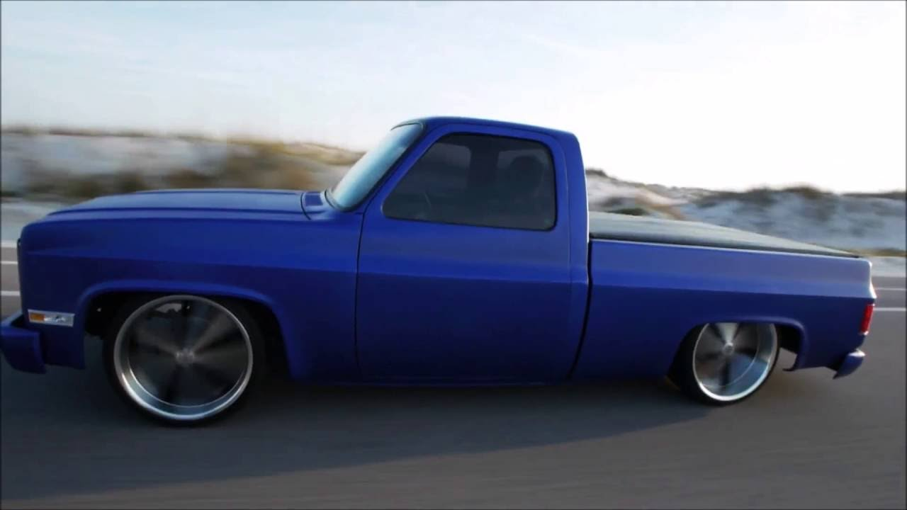 medium resolution of 1987 c10 chevy truck body droped with air ride suspension