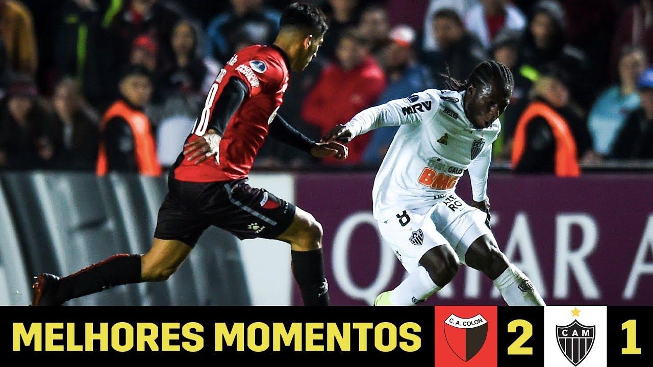 Melhores Momentos | Colón 2 x 1 Atlético-MG | Copa Sul-Americana