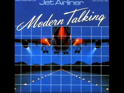 Modern Talking - Jet Airliner (MAXI-Single)