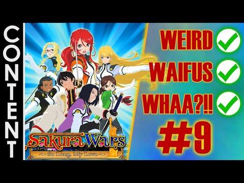 [TIC] America Gets Talent! #9 | Sakura Wars Highlights