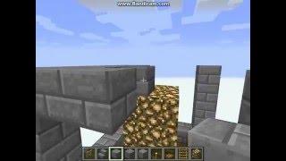 Строительство замка Самостоятельно видео урок