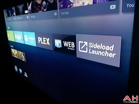 How to Load any App in to Your Sony Android TV