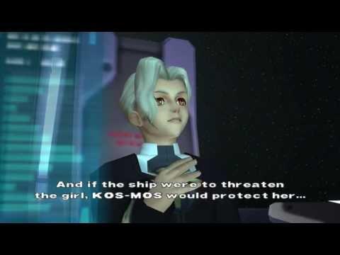 Xenosaga Episode I HD Cut 039  The Compass of Order  ENGLISH