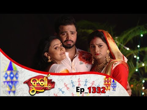 Durga | Full Ep 1332 | 15th Mar 2019 | Odia Serial – TarangTV