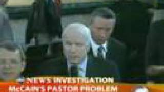 McCain Pastor Rod Parsley: America Founded to Destroy Islam