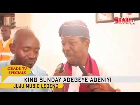 KING SUNNY ADE - OFFICIAL COMMISSIONING
