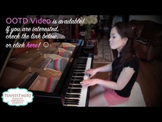 Flo Rida - Whistle | Piano Cover by Pianistmiri 이미리