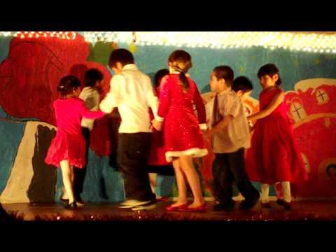 lynn lake xmas concert squaredancers 2011