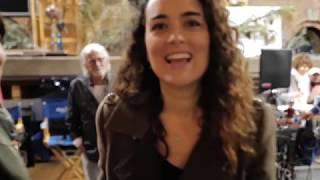 Return Of Ziva Actress Cote de Pablo Lights Up NCIS Set