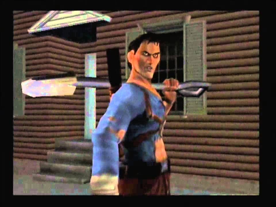 Evil dead a fist full of boomstick