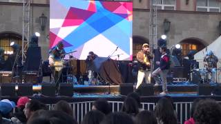FONK MACHINE / Cambios; Plaza de La Serena Festival de la innovación  31/05/2013