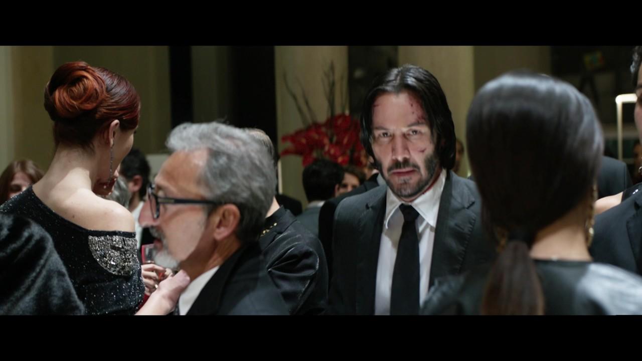 Джон Уик 2 - Trailer