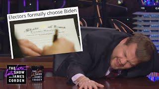 President-Elect Biden Is Electoral College Certified