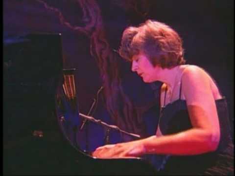 Boogie Woogie Piano - Caroline Dahl at the 2003 Motor City Boogie Woogie & Blues Festival