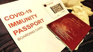 Immunity Passports could be the solution to get U.S Back to Normal says former CDC director