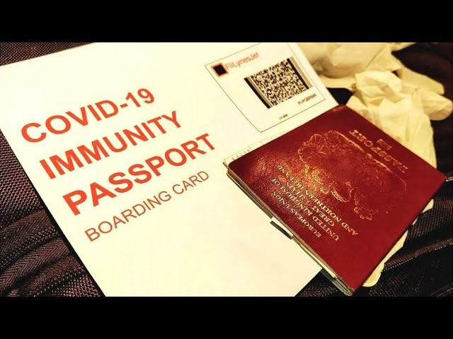 'Immunity Passports' could be the solution to get U.S Back to Normal says former CDC director