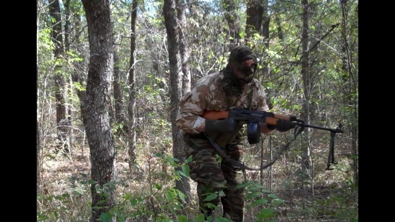 OPFOR Camouflage Effectiveness & Target Acquisition PART I