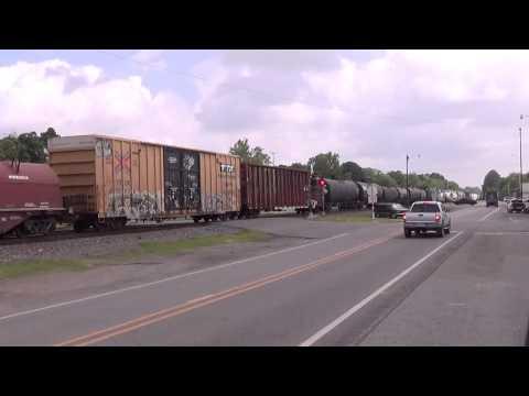 Arkansas:  Union Pacific's Hoxie Sub