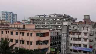 Beautiful Azan/Adhan (Muslim call to prayer) in Dhaka Bangladesh