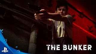 The Bunker – Launch Trailer | PS4