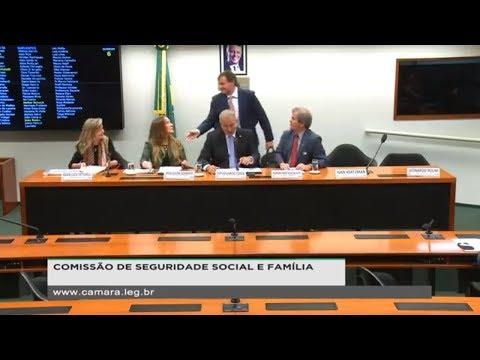 Seguridade Social e Família - Reforma da Previdência - 16/05/2019 - 10:20
