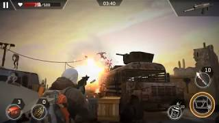 LEFT TO SURVIVE MOBILE REGION 3 MISSIONS ALL CLEAR GAMEPLAY!