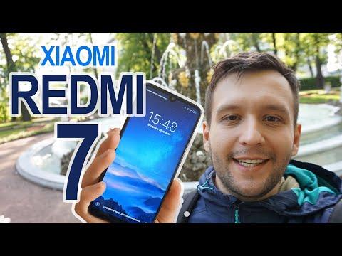 Смартфон Xiaomi Redmi 7 - Все ЗА и ПРОТИВ!