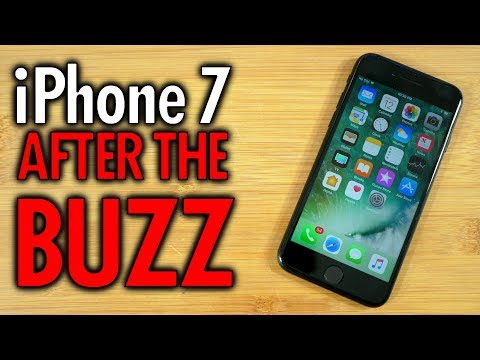 """Apple iPhone 7 After The Buzz: Still the """"one thumb"""" champ!"""
