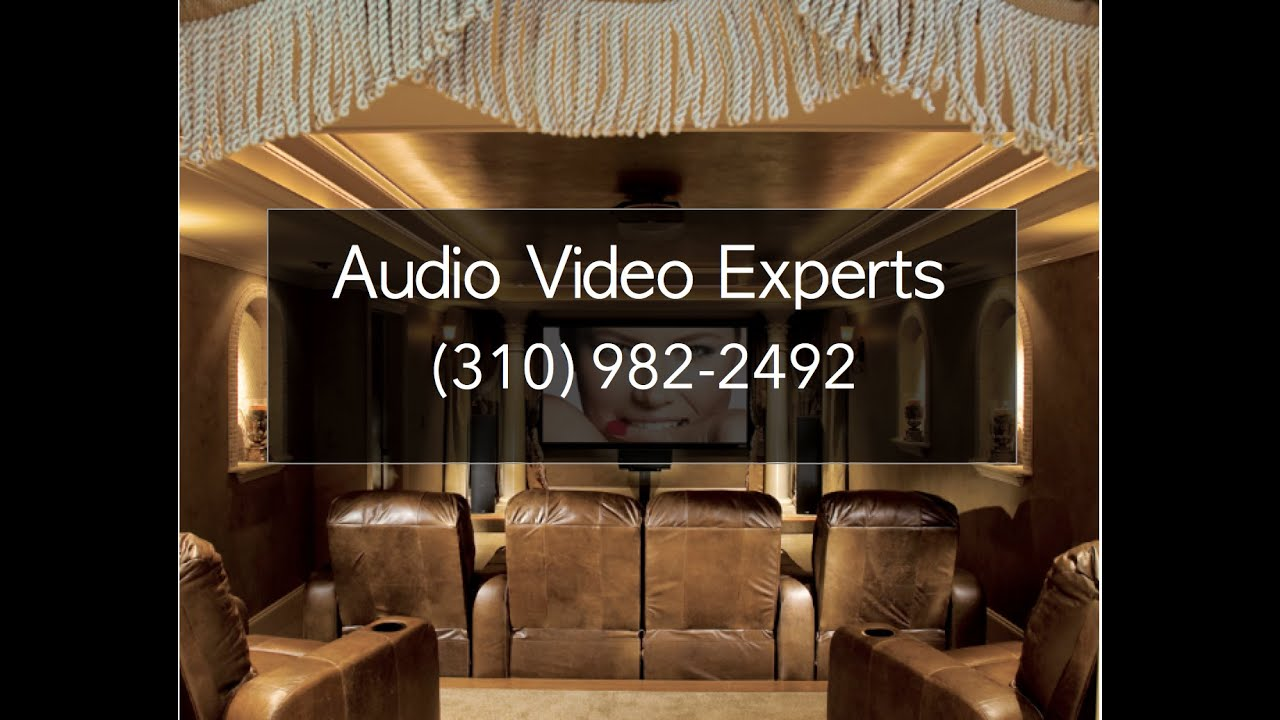 Home Theater Installation Los Angeles Ca Design You