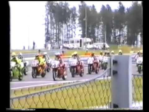 1993, 4. závod - Most - superbike a MS SBK Brno