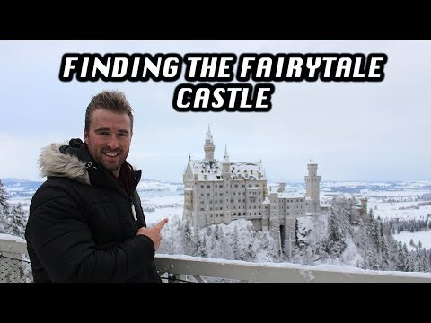 MUNICH VLOG: Neuschwanstein Castle Hike To The Fairytale Castle In Bavaria