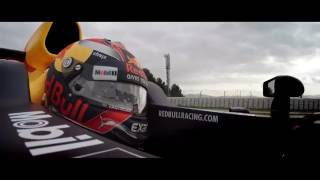 Daniel Ricciardo talks V8 Vantage S Red Bull Racing Edition I Aston Martin