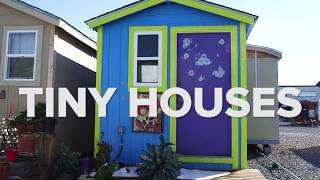 Tiny homes offer innovative solution to homelessness in Seattle