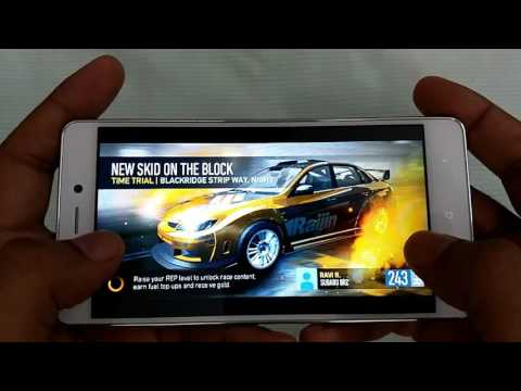 Xiaomi Redmi 3S Prime Camera and Gaming ~ Need for Speed, Contest of Champions
