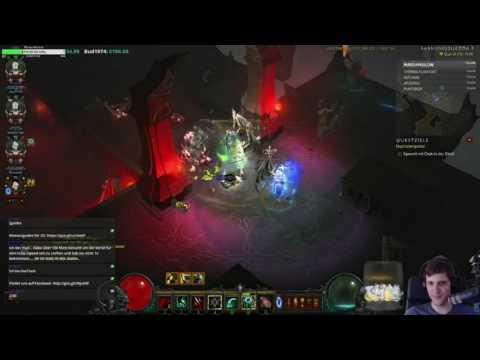 Diablo 3: Pietsmiet Und Jessirocks Spielen Den Necromancer