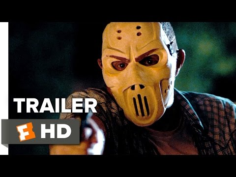 Smothered Official Trailer 1 (2016) - Kane Hodder, Bill Moseley Movie HD