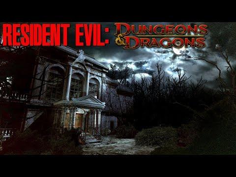 Resident Evil: DnD Campaign Announcement!