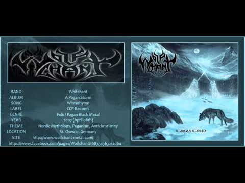 Wolfchant - Winterhymn (with lyrics)