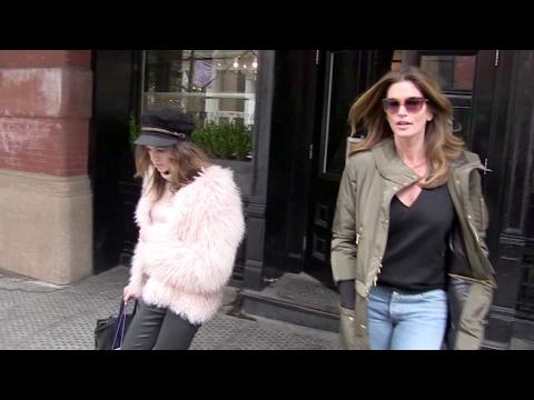 Kaia Gerber Makes Her Fashion Week Runway Debut at Calvin Klein