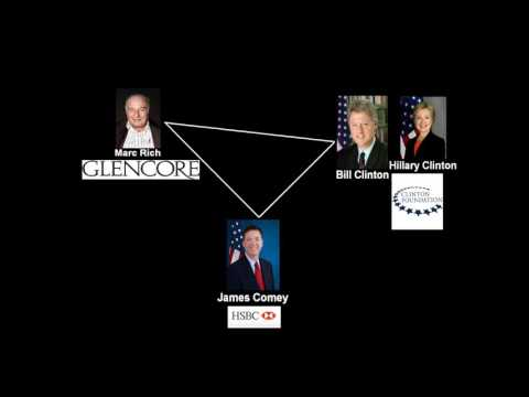 The Glencore Conspiracy Behind the Clinton Machine: A Story of Guns, Drugs and Aluminum