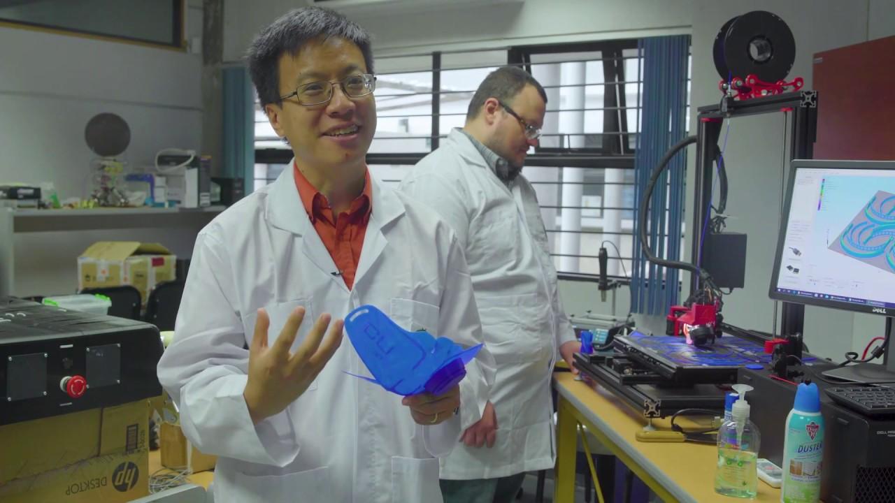 La Facultad de Ingeniería de la Universidad de Costa Rica está trabajando en proyectos que …