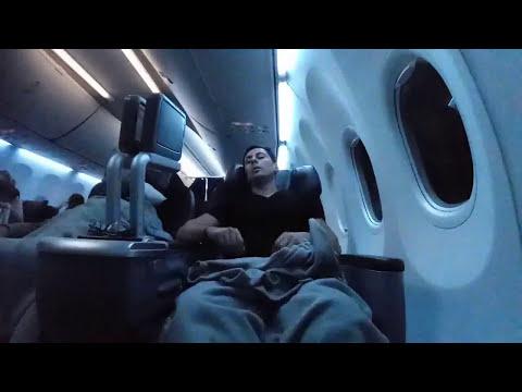 Vuelo San Francisco - Ciudad de Panamá * Copa Airlines * Clase Ejecutiva