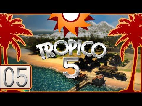 Tropico 5 - Episode 5 ...Building Industry!...