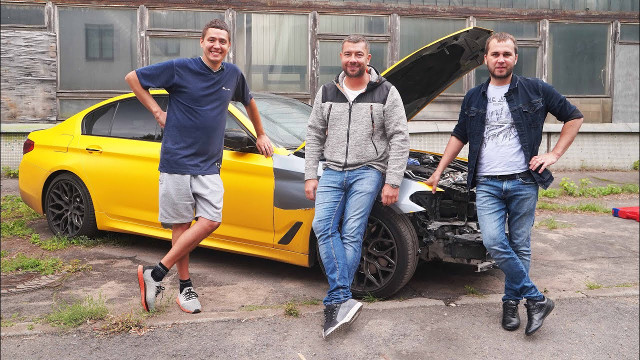 Проблемная BMW Славы. Вердикт Максима Шелкова.