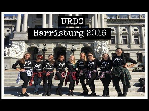 Harrisburg, PA Trip 2016