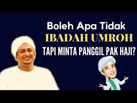 VIVA - Jemaah haji Indonesia, umumnya melaksanakan ibadah haji dengan cara haji tamattu. Yaitu, deng.